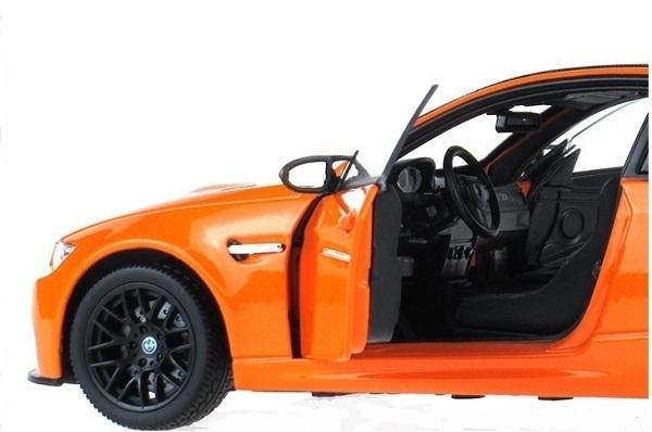 BMW M3 GTS orange 6