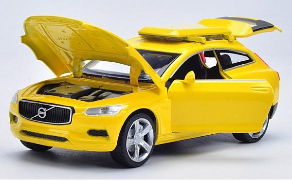 โมเดลรถเหล็ก โมเดลรถยนต์ Volvo XC 8