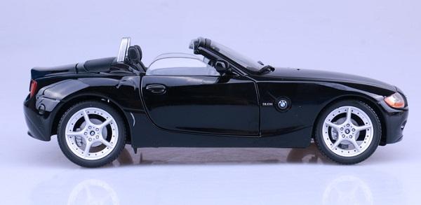 โมเดลรถ โมเดลรถเหล็ก โมเดลรถยนต์ BMW Z4 5