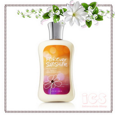 Bath & Body Works / Body Lotion 236 ml. (Forever Sunshine) *Discontinued