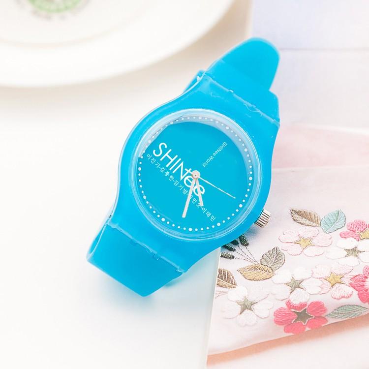 พร้อมส่ง นาฬิกา Shinee