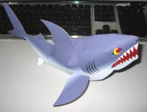 ฉลามบุก