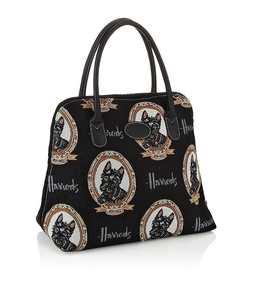 Harrods Scottie Shoulder Bag 76