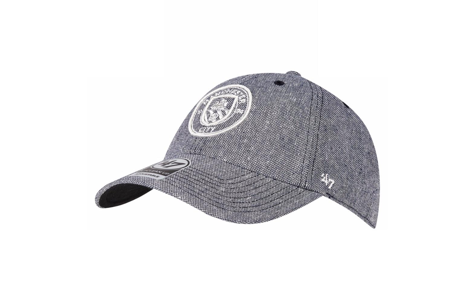 หมวกแมนเชสเตอร์ ซิตี้ 47 Strike Through Cap Herringbone ของแท้