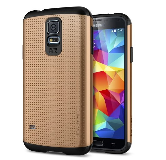 Case SGP Neo Hybrid Dual Layer Protection Series 3 for S5