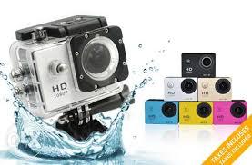 กล้องติดรถกันน้ำ 30 m มอร์ไซด์,จักรยาย,กีฬาใต้น้ำ