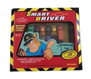 PS-2026 เกมปริศนาจราจร Smart Driver