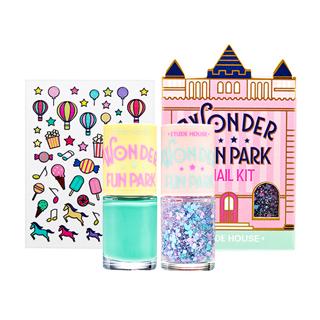 Etude House Wonderland Fun Park Nail Kit