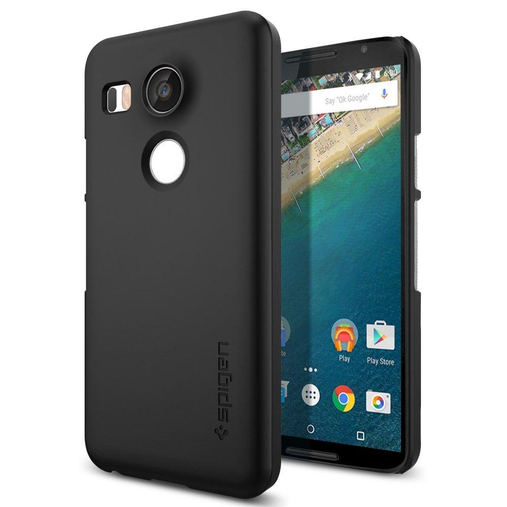 Nexus 5X Case Spigen Thin Fit