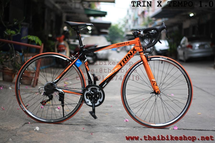 จักรยานเสือหมอบ TRINX TEMPO 1.0