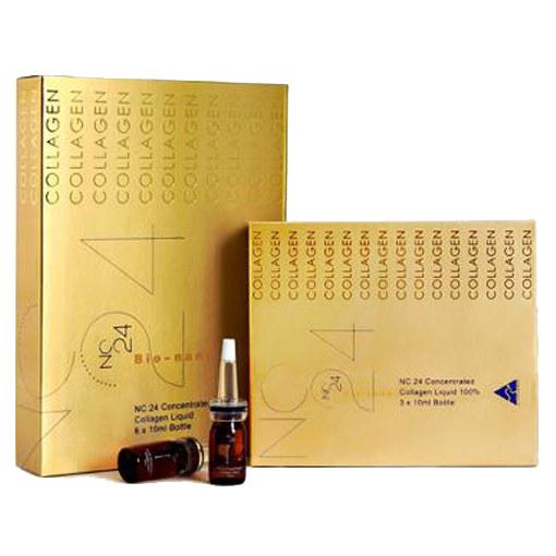 NC24 Bio-nano Collagen Liquid 100% เซรั่มคอลลาเจนบริสุทธิ์เข้มข้น