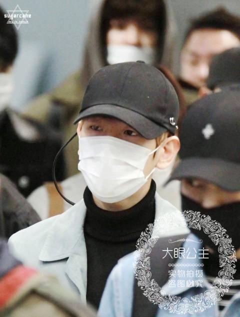 หมวก EXO BAEKHYUN STYLE