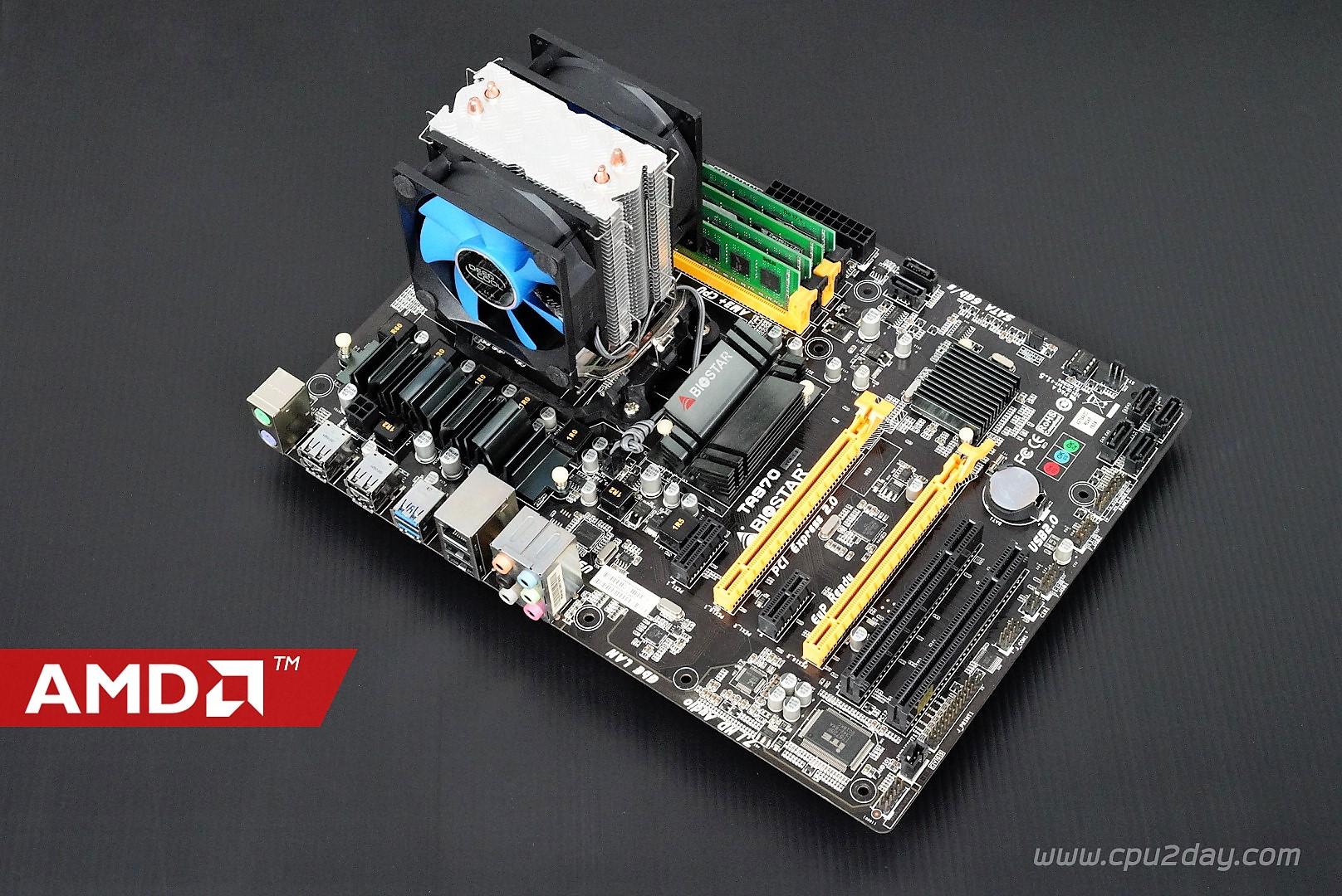 โปรมัด FX6300 | DPX2 | TA970 | D3 8G