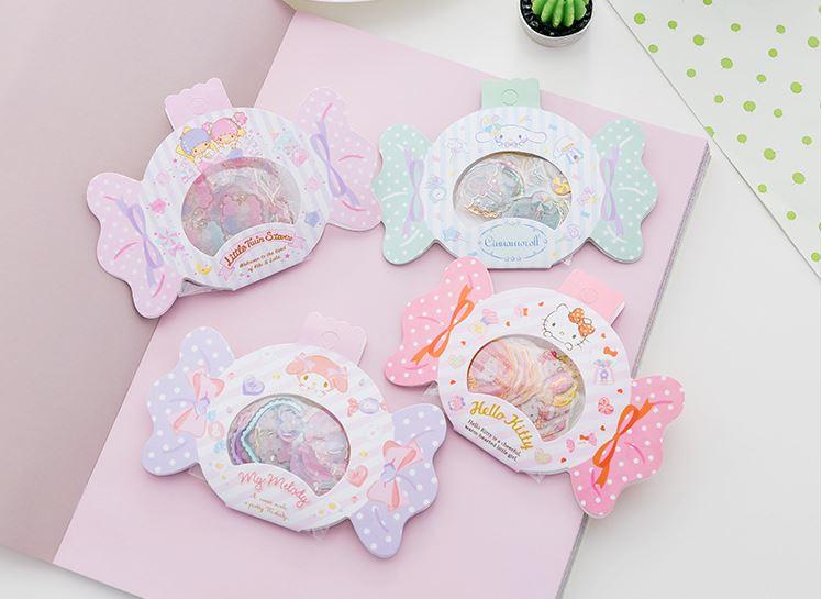 Sanrio Crystal Sticker ซอง รุ่น Toffy
