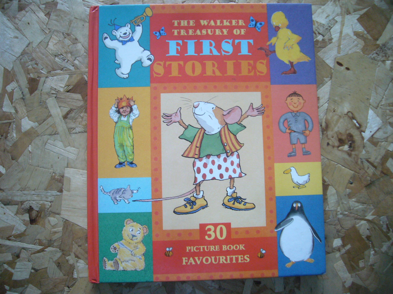 The Walker Treasury of FIRST STORIES (30 Picture Book Favourites)