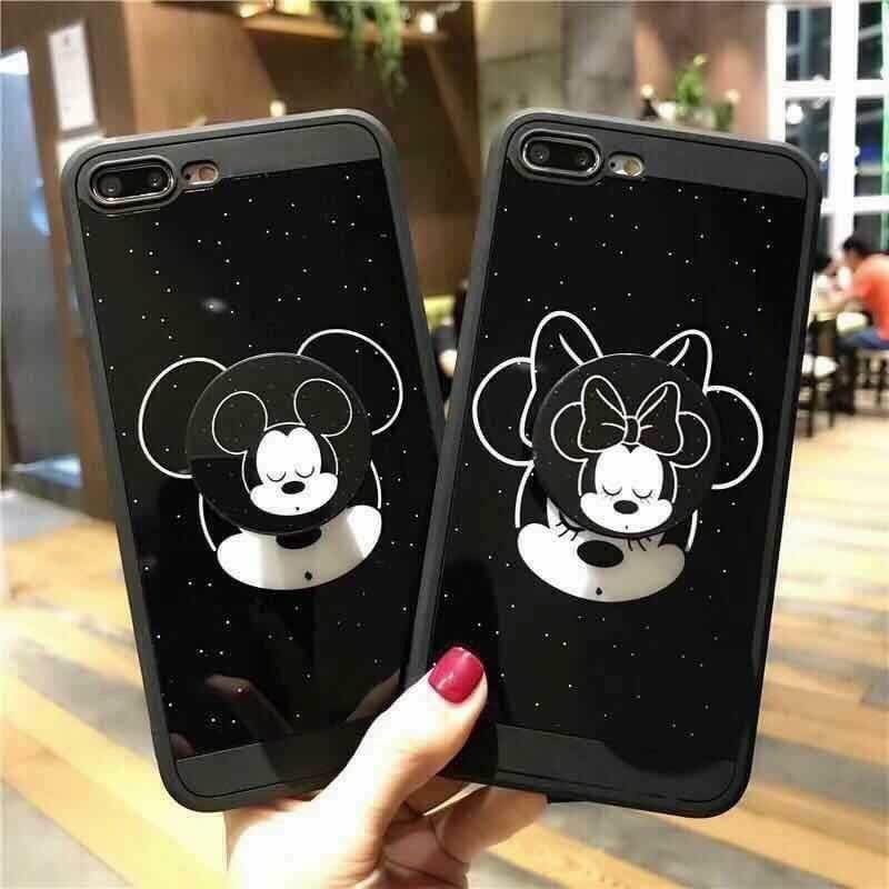 Mickey & Minnie C iPhone 5/5S/SE