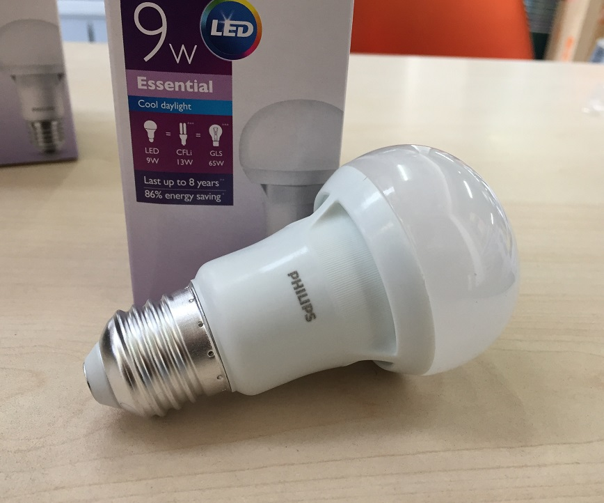 Philips ESS LED 9W Daylight