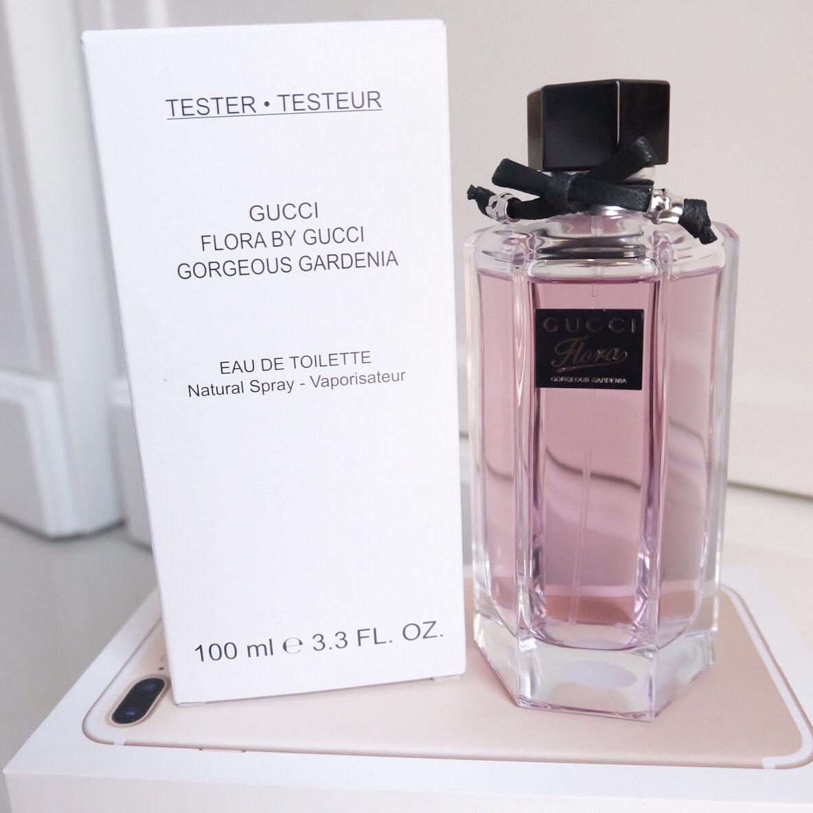 น้ำหอม Gucci Flora Gorgeous Gardenia EDT for Women 100 ml. ของแท้ 100%