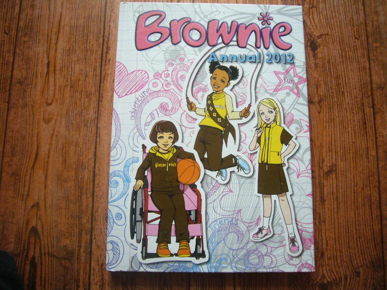 Brownie ANNUAL 2012