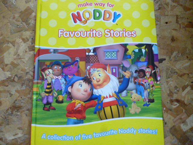Make Way For NODDY Favourite Stories