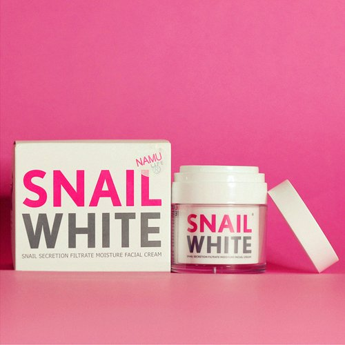 Snail White Cream