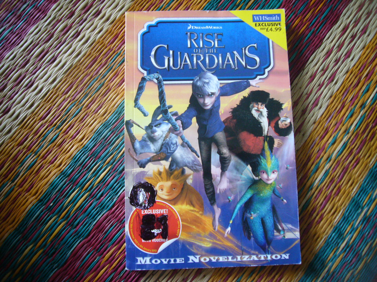 Rise of the Guardians (DreamWorks)