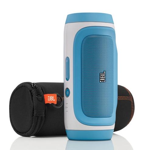JBL Charge (Blue) ขุมพลังเสียงขนาด 10W มิติเสียงเบสนุ่มกระชับ