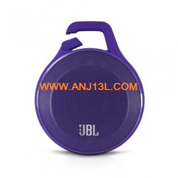JBL Clip Purple ลำโพงบลูทูธขนาดเล็ก สีสันสดใส ให้เสียงที่คมชัด