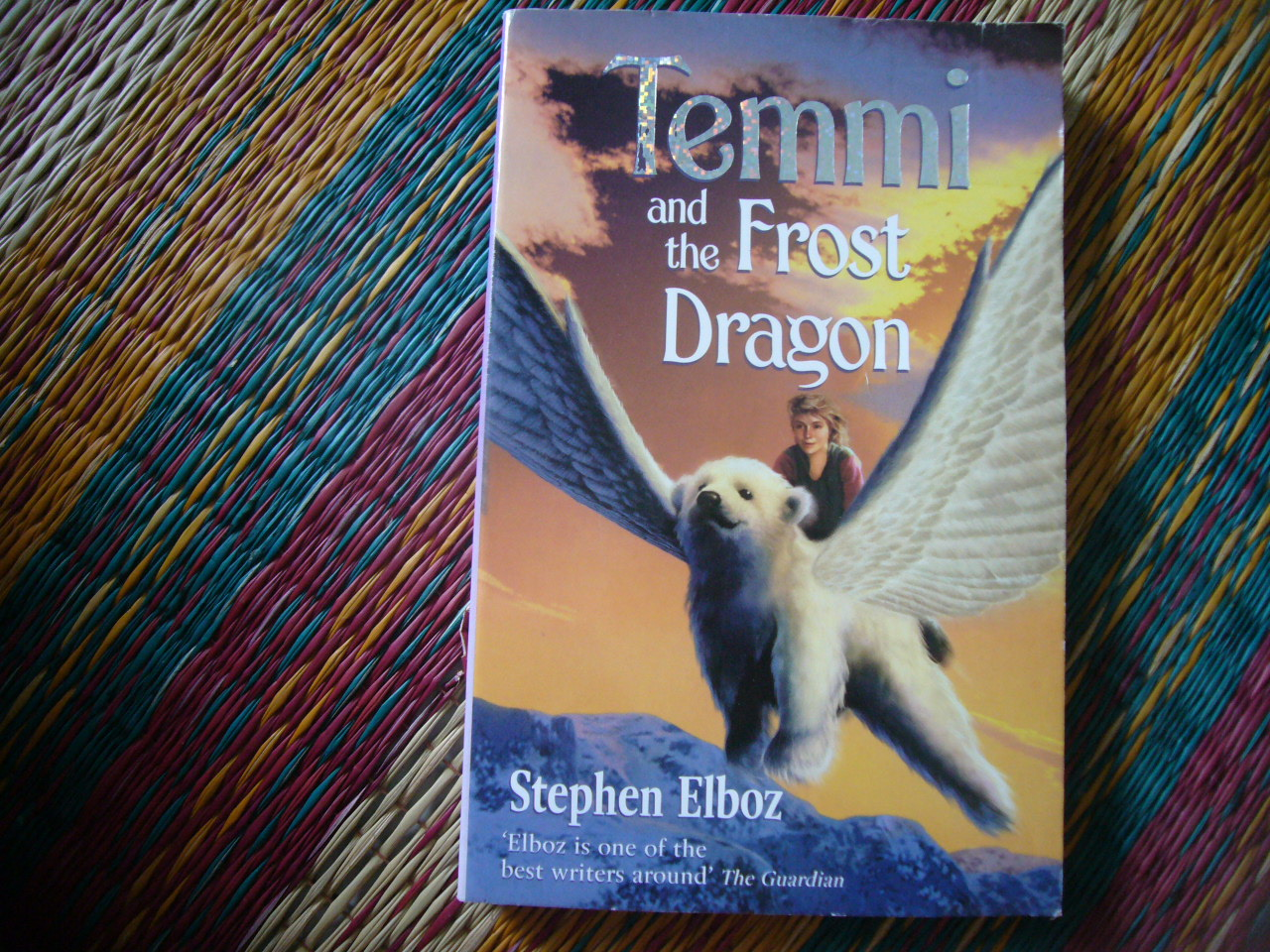 Temmi and the Frost Dragon