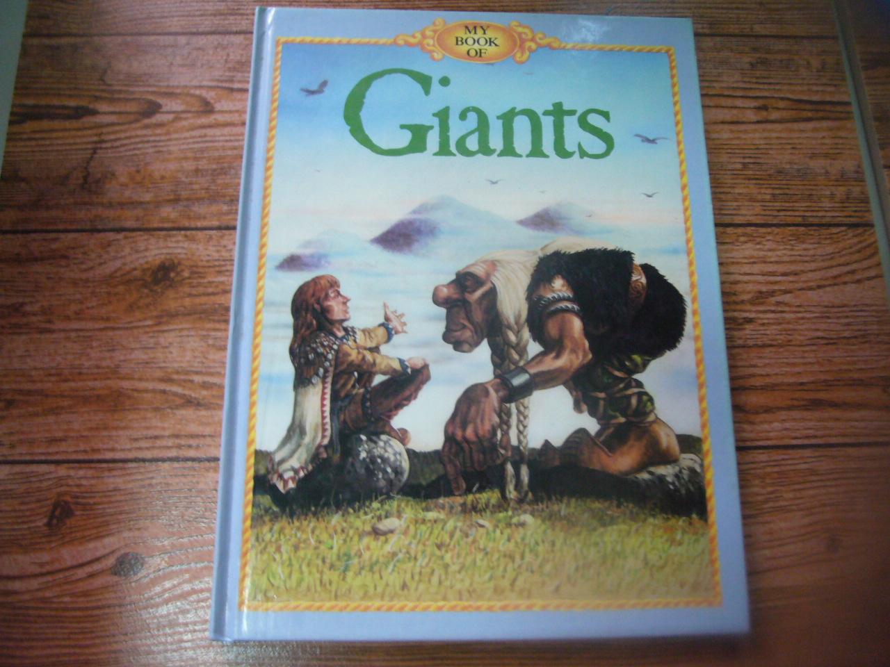 My Book of Giants