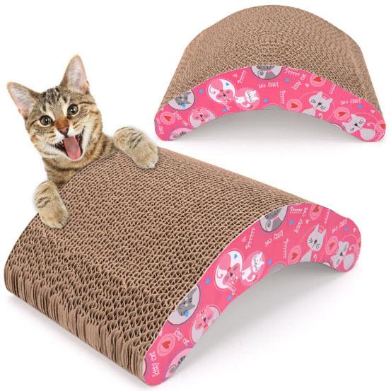 ที่ลับเล็บแมว ที่ฝนเล็บ ของเล่นแมว