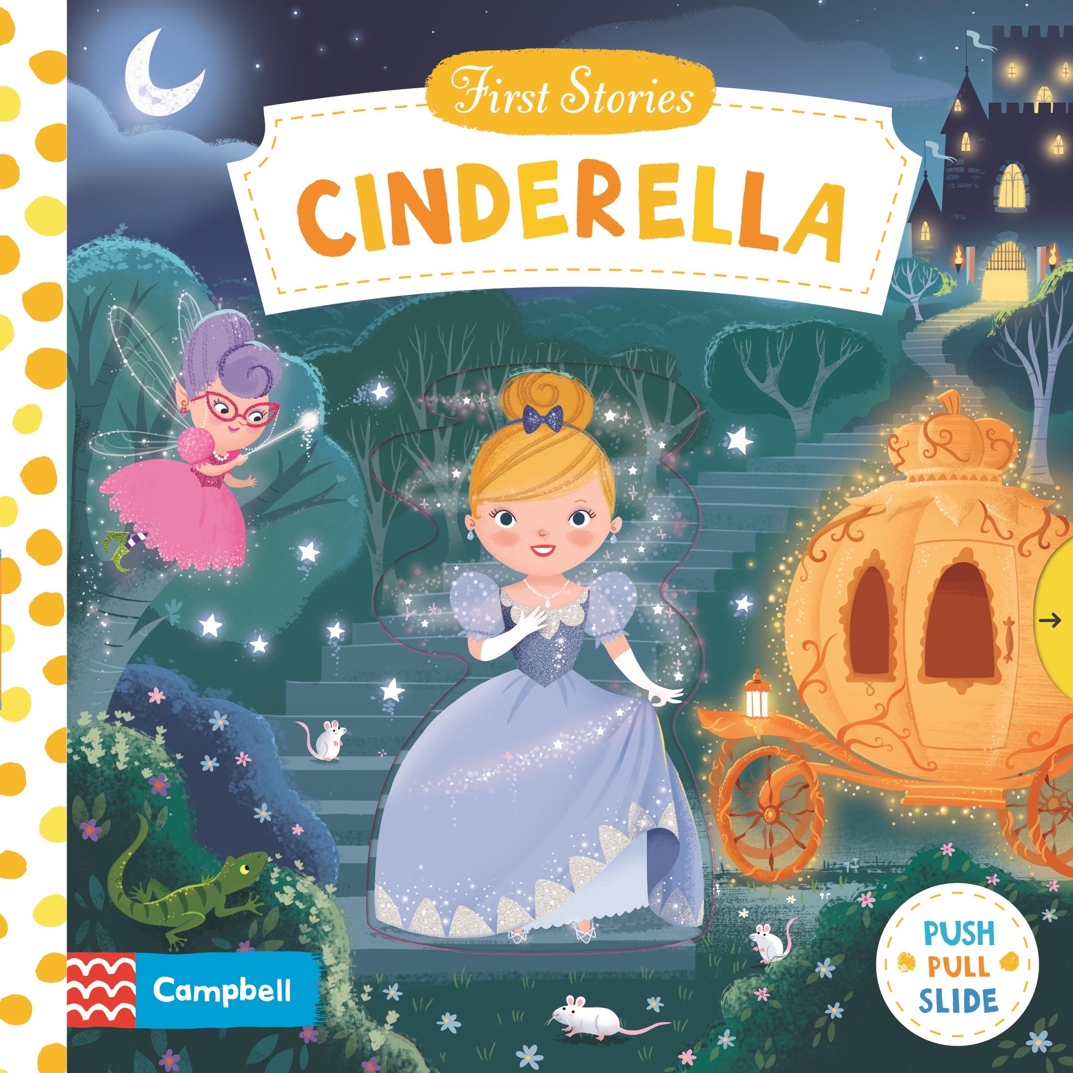 (First Stories) Cinderella