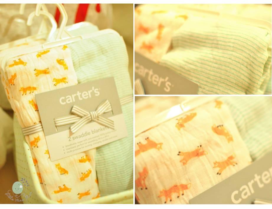 Baby Swaddle Set ผ้าอเนกประสงค์จาก Carter's