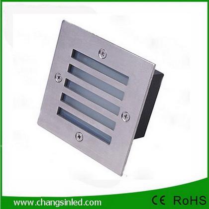 โคมไฟ LED ขั้นบันได 4W สี่เหลียม