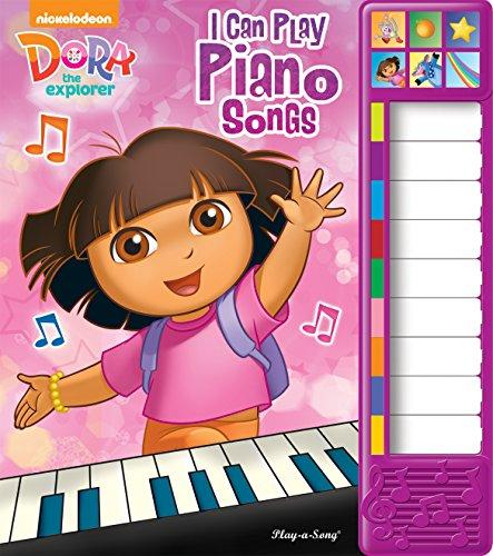 Nickelodeon Dora the explorer I can Play Piano Song