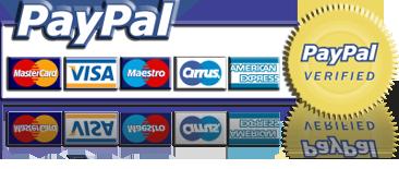 บริการชำระผ่านบัตรเครดิตด้วยระบบ Paypal