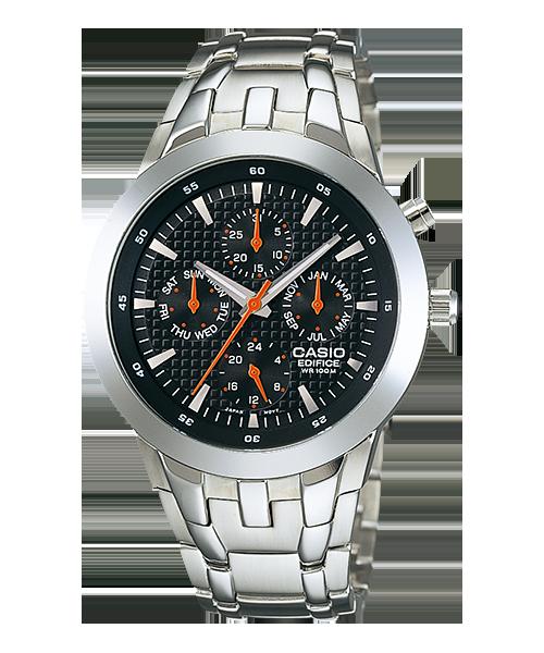 นาฬิกาข้อมือ CASIO EDIFICE MULTI-HAND รุ่น EF-312D-1AV