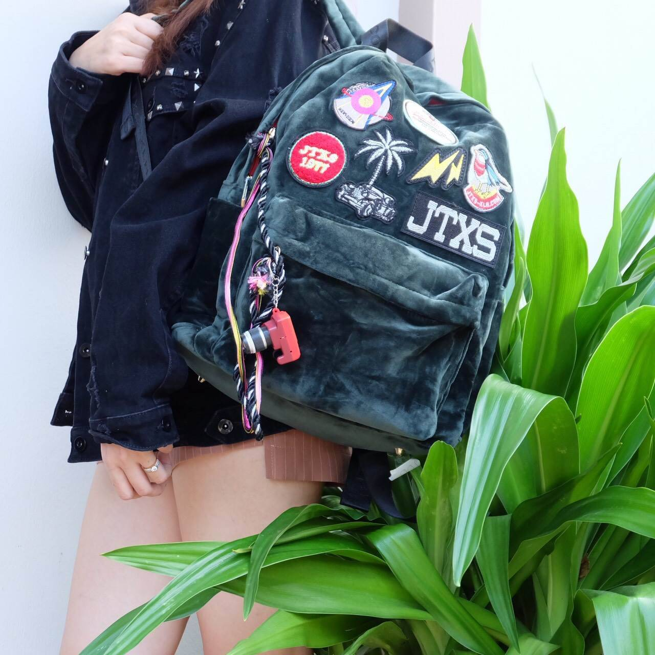 JTXS Limited Backpack 2017 Chic NetiDol