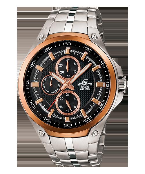 นาฬิกาข้อมือ CASIO EDIFICE MULTI-HAND รุ่น EF-326D-1AV