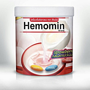 HEMOMIN STRAWBERRY 400 MG
