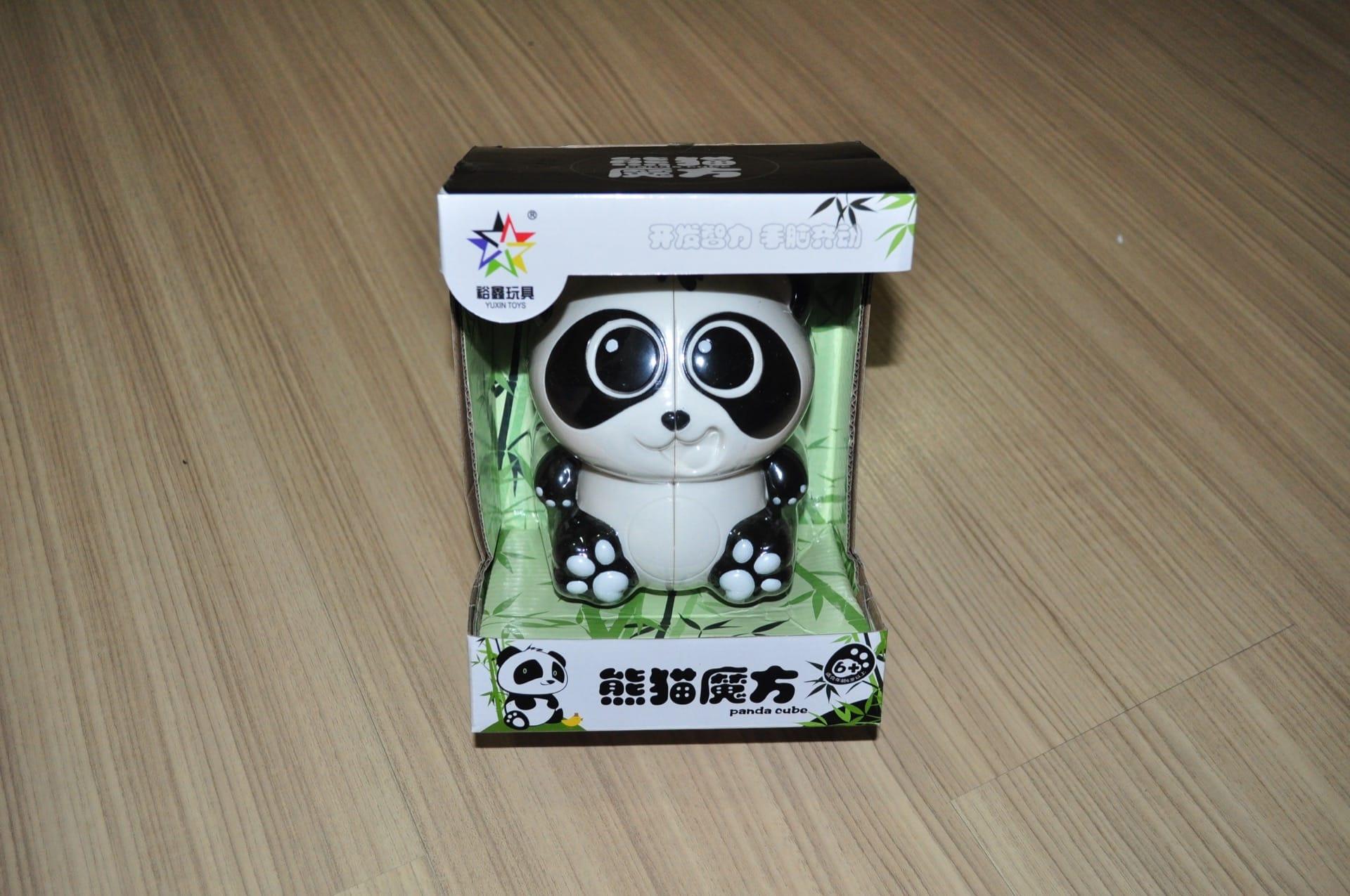 Yuxin 2x2x2 Panda