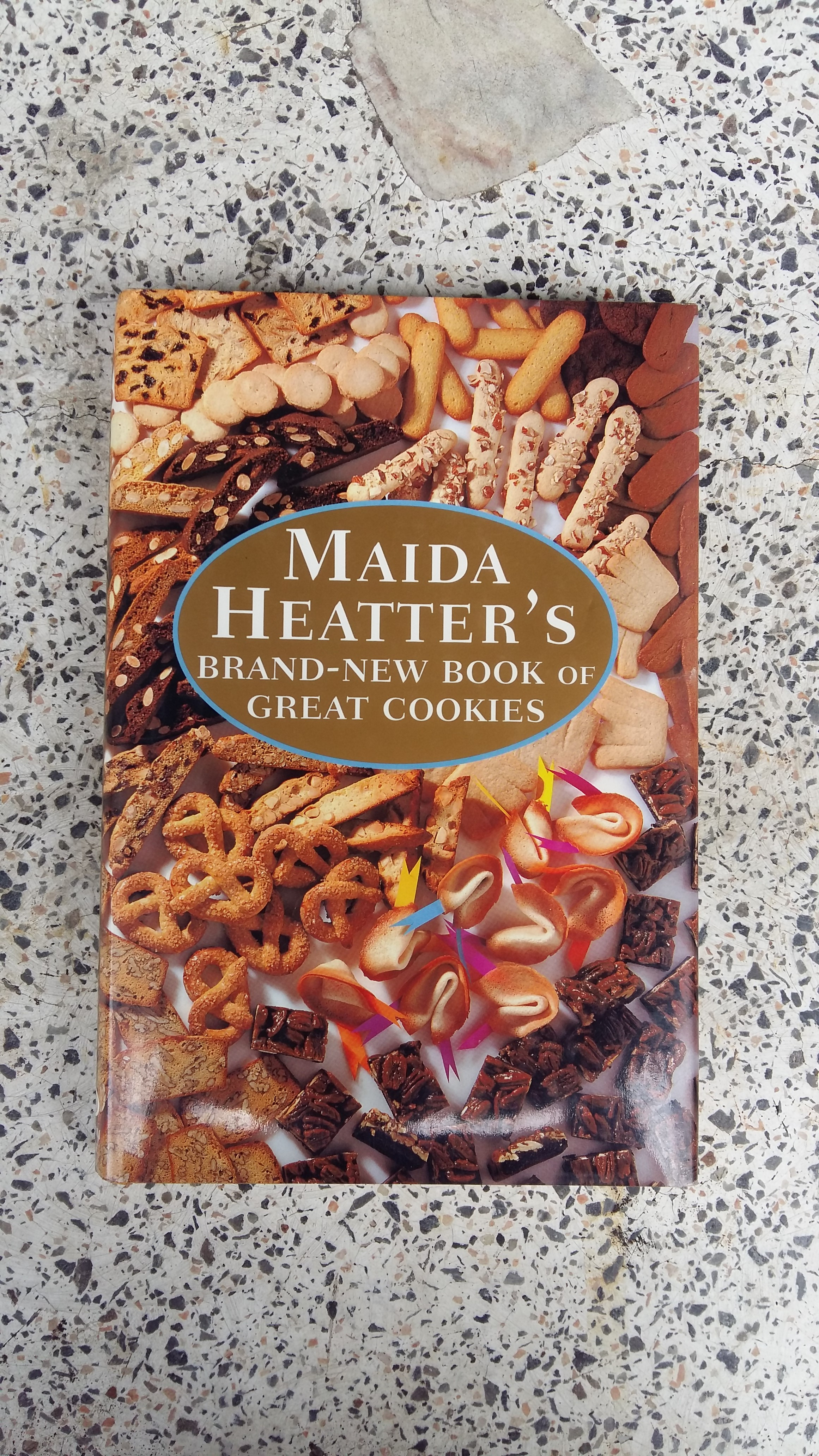 MAIDA HEATER S BBANEW BOOK OF GREAT COOKIES