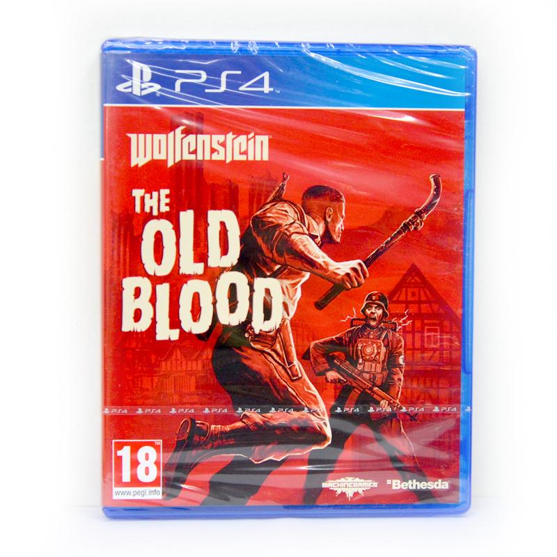 PS4™ Wolfenstein: The Old Blood Zone 2 EU / English