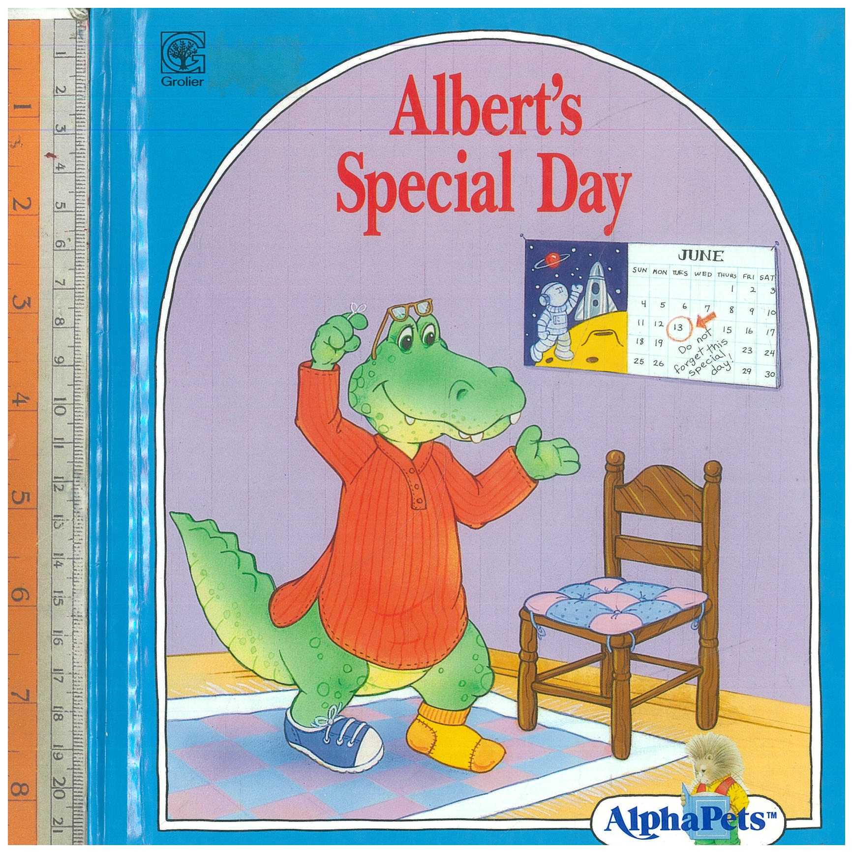 Albert's Special Day