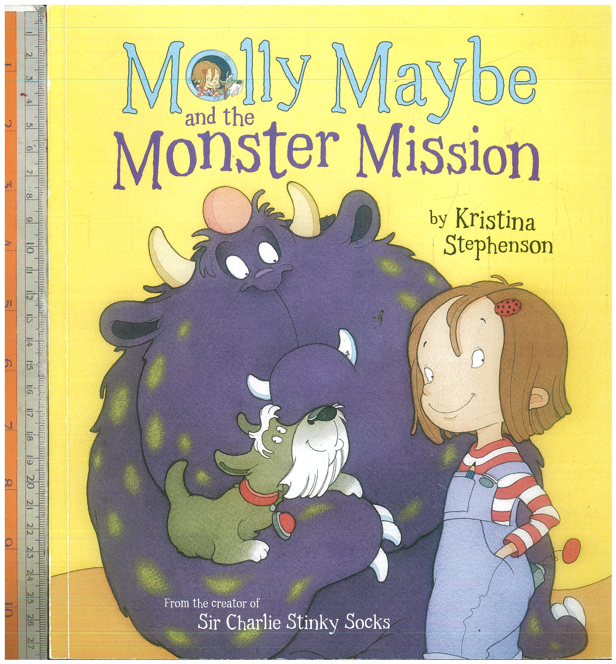 Molly Maybe Monster Mission
