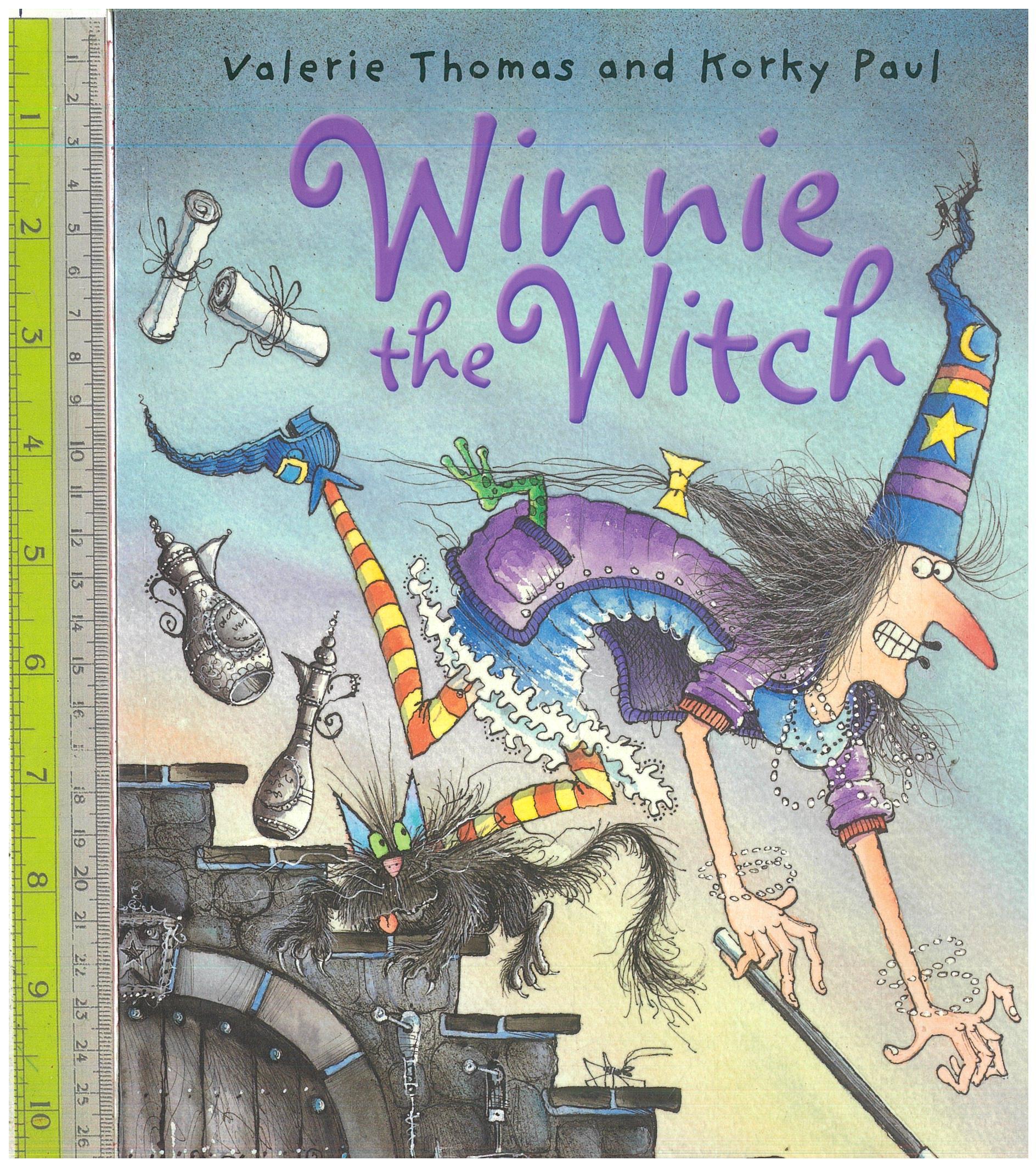 winnie witch