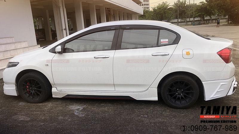 ชุดแต่ง Honda City 2012 by Tamiyaautoshop