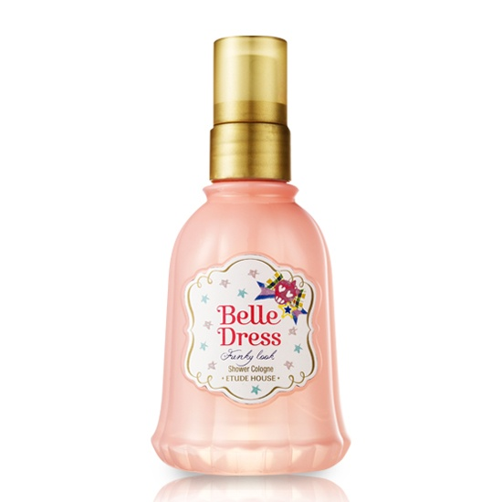 Etude House Belle Dress Shower Cologne [ Funky Look ] 100ml