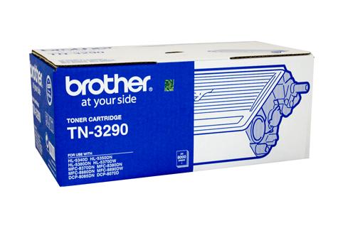 Brother TN-3290 ตลับหมึกแท้ สีดำ ราคา 4250 บาท