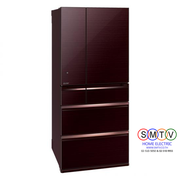 ตู้เย็น 6 ประตู 24.5 คิว MITSUBISHI รุ่น MR-WX71Y-T